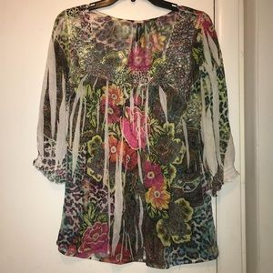 Gorgeous Accented Blouse